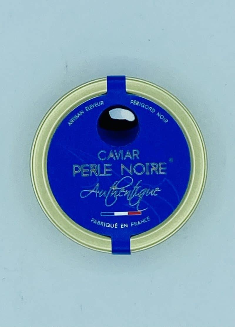 Caviar perle noire Authentique