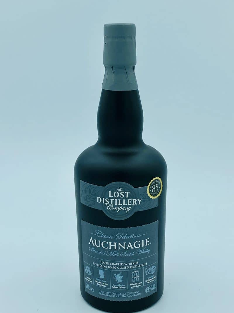 Lost Distilleries Auchnagie
