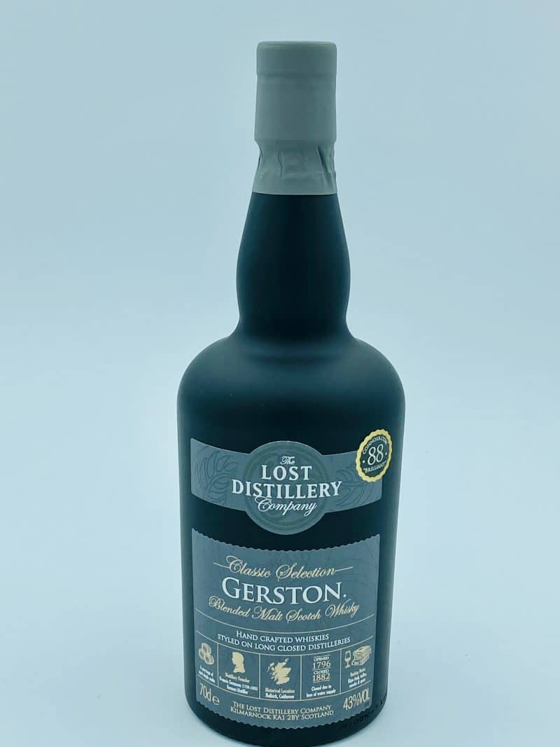 Lost Distilleries Gerston
